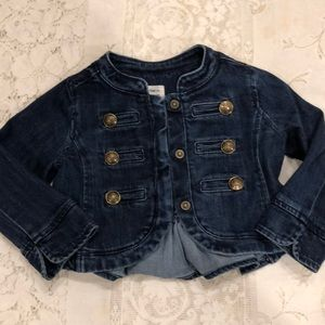 Baby Gap Band Jacket
